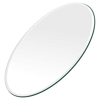 ミラー トレイ ミラー トレー 鏡 トレイ 鏡 トレー:クリアミラー(通常の鏡)・トレイ・楕円形(140x300mm)(鏡トレイ 鏡トレー ミラートレイ ミラートレー ベーストレイ ディスプレイ トレー トレイ)