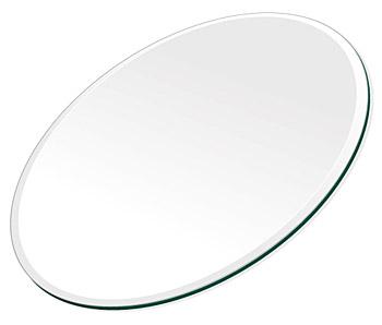 ミラー トレイ ミラー トレー 鏡 トレイ 鏡 トレー:クリアミラー(通常の鏡)・トレイ・楕円形(200x300mm)(鏡トレイ 鏡トレー ミラートレイ ミラートレー ベーストレイ ディスプレイ トレー トレイ)