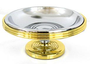 ソープ ディッシュ ソープディッシュ 石鹸置き 石鹸入れ 石鹸皿 せっけン皿 ソープトレイ おしゃれ メタル 金属製:1d6.60.50.00d3