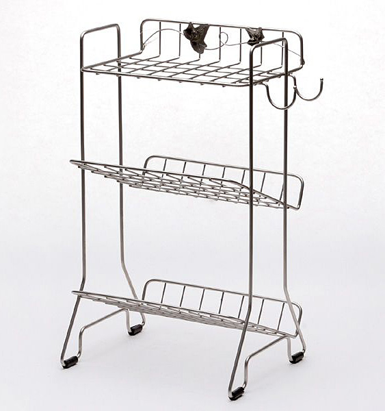 Put The Shampoo Stand Shower Rack Dispenser Triangular Corner Lotion Rinse Soap Bottle