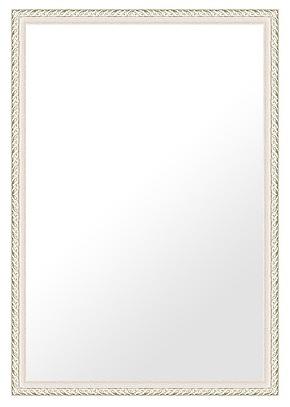 鏡 ミラー 壁掛け鏡 ウォールミラー(特大サイズ):ven38lw-w708mmxh958mmxd25mm-se