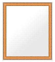 鏡 ミラー 壁掛け鏡 ウォールミラー:lm513cw-w465mmxh566mmxd25mm-se