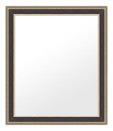 鏡 ミラー 壁掛け鏡 ウォールミラー:ms500bl-w493mmxh594mmxd21mm-se