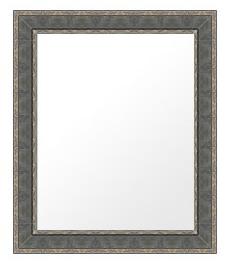 鏡 ミラー 壁掛け鏡 ウォールミラー:lm533bl-w423mmxh525mmxd24mm-se