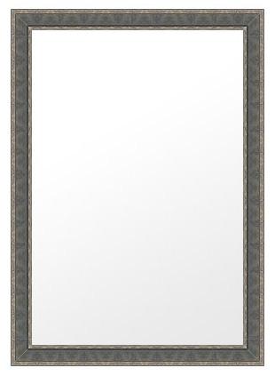 鏡 ミラー 壁掛け鏡 ウォールミラー(特大サイズ):lm533bl-w768mmxh1018mmxd24mm-se