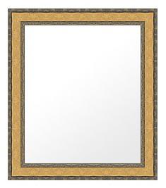 鏡 ミラー 壁掛け鏡 ウォールミラー:lm533g-w525mmxh626mmxd24mm-se