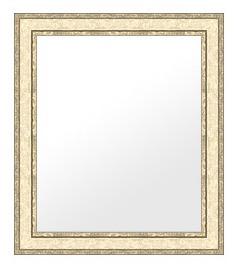 鏡 ミラー 壁掛け鏡 ウォールミラー:lm533s-w525mmxh626mmxd24mm-se