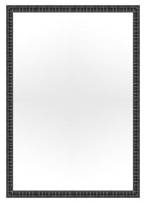 鏡 ミラー 壁掛け鏡 ウォールミラー(特大サイズ):ms340bl-w704mmxh954mmxd32mm-se