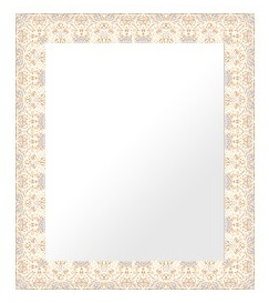 ユニークな色 の 鏡 ミラー 壁掛け鏡 壁掛けミラー ウオールミラー:dc405cr-w535mmxh636mmxd30mm-se(フレームミラー 壁掛け 壁付け 姿見 姿見鏡 壁 おしゃれ エレガント 化粧鏡 アンティーク 玄関 玄関鏡 洗面所 トイレ 寝室 )
