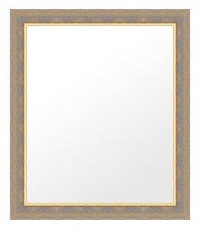 鏡 ミラー 壁掛け鏡 ウォールミラー:is508bl-w493mmxh594mmxd22mm-se
