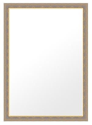 鏡 ミラー 壁掛け鏡 ウォールミラー(特大サイズ):is508bl-w736mmxh986mmxd22mm-se