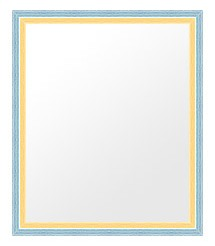 鏡 ミラー 壁掛け鏡 ウォールミラー:12004bl-w361mmxh463mmxd21mm-se