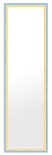 鏡 ミラー 壁掛け鏡 壁掛けミラー ウオールミラー:12004bl-w356mmxh1256mmxd21mm-se(フレームミラー 壁掛け 壁付け 姿見 姿見鏡 壁 おしゃれ エレガント 化粧鏡 アンティーク 玄関 玄関鏡 洗面所 トイレ 寝室 額 フレーム 額縁 )