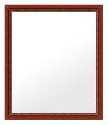 鏡 ミラー 壁掛け鏡 ウォールミラー:3015sp-w467mmxh568mmxd23mm-se