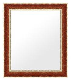 ブラウン 茶色 ダークブラウン の 鏡 ミラー 壁掛け鏡 壁掛けミラー ウオールミラー:6834br-w523mmxh624mmxd26mm-se(フレームミラー 壁掛け 壁付け 姿見 姿見鏡 壁 おしゃれ エレガント 化粧鏡 アンティーク 玄関 玄関鏡 洗面所 トイレ 寝室 )