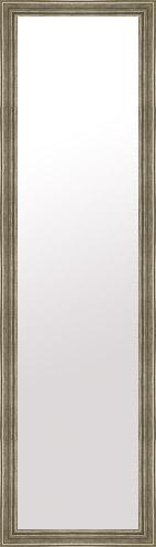 鏡 ミラー 壁掛け鏡 壁掛けミラー ウオールミラー:16-6476-358mmxh1258mm(フレームミラー 壁掛け 壁付け 姿見 姿見鏡 壁 おしゃれ エレガント 化粧鏡 アンティーク 玄関 玄関鏡 洗面所 トイレ 寝室 額 フレーム 額縁 )