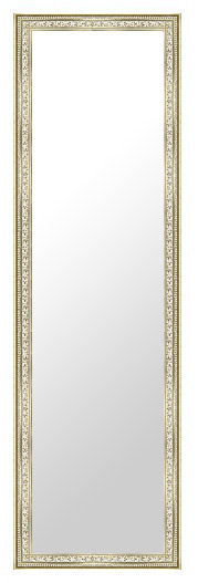 鏡 ミラー 壁掛け鏡 壁掛けミラー ウオールミラー:D-20164-372mmxh1272mm(フレームミラー 壁掛け 壁付け 姿見 姿見鏡 壁 おしゃれ エレガント 化粧鏡 アンティーク 玄関 玄関鏡 洗面所 トイレ 寝室 額 フレーム 額縁 )