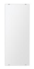 洗面鏡 浴室鏡 トイレ鏡 化粧鏡 日本製 四角形 284mmx700mm クリアーミラー シンプルタイプ 国産 フレームレスミラー 風呂 鏡 壁掛け鏡 壁掛けミラー ウオールミラー 姿見 姿見鏡 ミラー