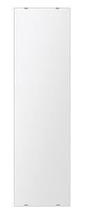 洗面鏡 浴室鏡 トイレ鏡 化粧鏡 日本製 四角形 284mmx1000mm クリアーミラー シンプルタイプ 国産 フレームレスミラー 風呂 鏡 壁掛け鏡 壁掛けミラー ウオールミラー 姿見 姿見鏡 ミラー