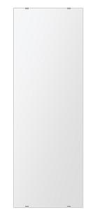 飛散防止加工 鏡 ミラー 安心 安全 クリスタルミラーシリーズ(一般空間用):i-cm-h-s-350mmx1000mm-HS(四角形)(クリアーミラー シンプルタイプ)日本製 アイビーオリジナル 壁掛け鏡 ウォールミラー 姿見 鏡 専用取付金具付き