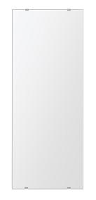 飛散防止加工 鏡 ミラー 安心 安全 クリスタルミラー シリーズ:b-cm-h-s-360mmx900mm-HS(四角形)(クリアーミラー シンプルタイプ)日本製 アイビーオリジナル洗面 浴室 風呂 トイレ 水廻り 壁掛け 姿見 鏡 専用取付金具付き 縦掛けも横掛けも可能