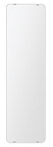 洗面鏡 浴室鏡 トイレ鏡 化粧鏡 日本製 角丸四角形 284mmx1000mm クリアーミラー 30Rシンプルタイプ 国産 フレームレスミラー 風呂 鏡 壁掛け鏡 壁掛けミラー ウオールミラー 姿見 姿見鏡 ミラー