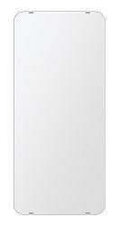 飛散防止加工 鏡 ミラー 安心 安全 クリスタルミラーシリーズ(一般空間用):i-cm-h-s-30r-360mmx800mm-HS(角丸四角形)(クリアーミラー 30Rクリスタルカットタイプ)日本製 アイビーオリジナル 壁掛け鏡 ウォールミラー 姿見 鏡