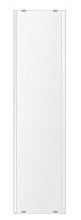 トイレ鏡 洗面鏡 化粧鏡 浴室鏡 クリスタルミラー シリーズ:b-cm-h-2m-200mmx800mm(長方形 正方形)(クリアーミラー 左右クリスタルカットタイプ)