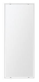 飛散防止加工 鏡 ミラー 安心 安全 クリスタルミラー シリーズ:b-cm-h-4m-360mmx900mm-HS(四角形)(クリアーミラー クリスタルカットタイプ)日本製 アイビーオリジナル洗面 浴室 風呂 トイレ 水廻り 壁掛け 姿見 鏡 専用取付金具付き 縦掛けも横掛けも可能