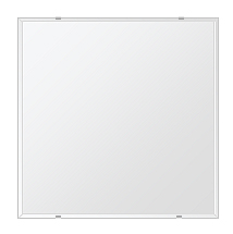 クリスタル ミラー 洗面鏡 浴室鏡 650x650mm 正方形 クリスタルカット 洗面 鏡 浴室 壁掛け ミラー 日本製 5mm厚 取付金具と説明書 壁掛け鏡 ウオールミラー 防湿鏡 姿見 全身 おしゃれ 軽量 角型 四角 四角形 洗面台 防湿 お風呂