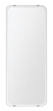 クリスタル ミラー 284x700mm 角丸四角形 クリスタルカット 鏡 壁掛け ミラー 壁掛け 日本製 5mm厚 玄関 リビング 寝室 トイレ 取付金具と説明書 壁掛け鏡 壁に直付け ウオールミラー 姿見 全身 おしゃれ 軽量 角型 四角 四角形