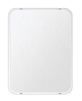 鏡 壁掛け 鏡 ミラー 壁掛け クリスタルミラーシリーズ(一般空間用):i-cm-h-4m-30r-455mmx608mm(角丸四角形)(クリアーミラー 30Rクリスタルカットタイプ)( 鏡 壁掛け 鏡 姿見 壁掛けミラー ウォールミラー )