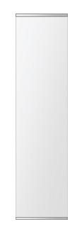 クリスタル ミラー 上下フレーム w200xh800mm 長方形 鏡 壁掛け ミラー 壁掛け 日本製 5mm厚 玄関 リビング 寝室 トイレ 取付金具と説明書 壁に直付け 壁掛けミラー ウオールミラー 姿見 全身 おしゃれ 軽量 角型 四角 四角形