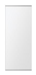 飛散防止加工 鏡 ミラー 安心 安全 クリスタルミラー シリーズ:b-cm-h-s-2f-w360mmxh900mm-HS(長方形 正方形)(クリアーミラー 上下2方フレームタイプ)日本製 アイビーオリジナル洗面 浴室 風呂 トイレ 水廻り 壁掛け 姿見 鏡 専用取付金具付き