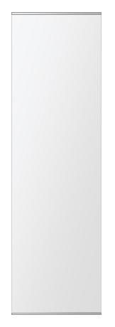 飛散防止加工 鏡 ミラー 安心 安全 クリスタルミラー シリーズ:b-cm-h-s-2f-w444mmxh1494mm-HS(長方形 正方形)(クリアーミラー 上下2方フレームタイプ)日本製 アイビーオリジナル洗面 浴室 風呂 トイレ 水廻り 壁掛け 姿見 鏡 専用取付金具付き