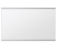 飛散防止加工 鏡 ミラー 安心 安全 クリスタルミラー シリーズ:b-cm-h-s-2f-w640mmxh380mm-HS(長方形 正方形)(クリアーミラー 上下2方フレームタイプ)日本製 アイビーオリジナル洗面 浴室 風呂 トイレ 水廻り 壁掛け 姿見 鏡 専用取付金具付き