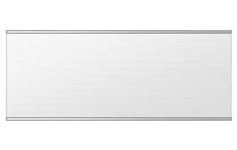 クリスタル ミラー 上下フレーム 洗面鏡 浴室鏡 w900mmxh350mm 長方形 鏡 壁掛け ミラー 日本製 5mm厚 取付金具と説明書 壁掛け鏡 ウオールミラー 防湿鏡 姿見 全身 おしゃれ 軽量 角型 四角 四角形 洗面台 防湿 お風呂