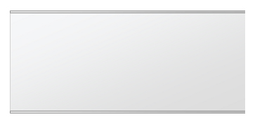 鏡 ミラー 壁掛け鏡 ウォールミラー ステンフレーム シリーズ(一般空間用):i-cm-h-s-2f-w1180mmxh500mm(四角形)(クリアーミラー 上下2方フレームタイプ)( 壁掛け 姿見 ステンレス フレームミラー )