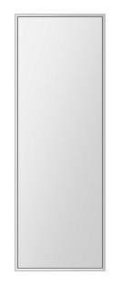クリスタル ミラー 上下左右フレーム 洗面鏡 浴室鏡 350x1000mm 長方形 鏡 壁掛け ミラー 日本製 5mm厚 取付金具と説明書 壁掛け鏡 ウオールミラー 防湿鏡 姿見 全身 おしゃれ 軽量 角型 四角 四角形 洗面台 防湿 お風呂
