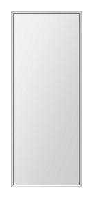飛散防止加工 鏡 ミラー 安心 安全 ステンフレーム シリーズ:b-cm-h-s-4f-360mmx900mm-HS(四角形)(クリアーミラー 4方フレームタイプ)日本製 アイビーオリジナル洗面 浴室 風呂 トイレ 水廻り 壁掛け 姿見 鏡 専用取付金具付き