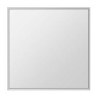 クリスタル ミラー 上下左右フレーム 洗面鏡 浴室鏡 600x600mm 正方形 鏡 壁掛け ミラー 日本製 5mm厚 取付金具と説明書 壁掛け鏡 ウオールミラー 防湿鏡 姿見 全身 おしゃれ 軽量 角型 四角 四角形 洗面台 防湿 お風呂