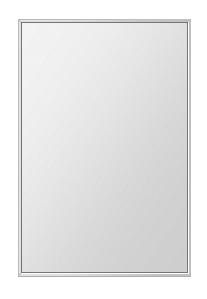 クリスタル ミラー 上下左右フレーム 600x900mm 長方形 鏡 壁掛け ミラー 壁掛け 日本製 5mm厚 玄関 リビング 寝室 トイレ 取付金具と説明書 壁に直付け 壁掛けミラー ウオールミラー 姿見 全身 おしゃれ 軽量 角型 四角 四角形
