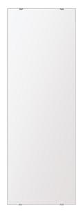 飛散防止加工 鏡 ミラー 高透過 超透明鏡 安心 安全 クリスタルミラー シリーズ:b-scm-h-s-350mmx1000mm-HS(四角形)(スーパークリアーミラー シンプルタイプ)アイビーオリジナル洗面 浴室 風呂 トイレ 水廻り 壁掛け 姿見 鏡 ミラー