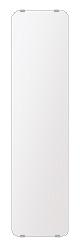 洗面鏡 浴室鏡 トイレ鏡 化粧鏡 日本製 高透過 超透明鏡 角丸四角形 鏡 200mmx800mm スーパークリアーミラー 30Rシンプルタイプ 国産 フレームレスミラー 風呂 鏡 壁掛け鏡 壁掛けミラー ウオールミラー 姿見 姿見鏡 ミラー