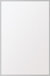 飛散防止加工 鏡 ミラー 高透過 超透明鏡 安心 安全 ステンフレーム シリーズ:b-scm-h-s-4f-608mmx912mm-HS(四角形)(スーパークリアーミラー 4方フレームタイプ)アイビーオリジナル洗面 浴室 風呂 トイレ 水廻り 壁掛け 姿見 鏡 専用取付金具付き
