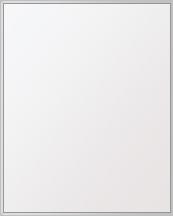 鏡 ミラー 高透過 超透明鏡 壁掛け鏡 ウォールミラー ステンフレーム シリーズ(一般空間用):i-scm-h-s-4f-608mmx760mm(四角形)(スーパークリアーミラー 4方フレームタイプ)( 壁掛け 姿見 ステンレス フレームミラー )