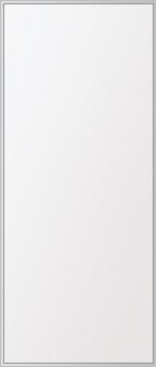 飛散防止加工 鏡 ミラー 高透過 超透明鏡 安心 安全 ステンフレーム シリーズ:b-scm-h-s-4f-500mmx1180mm-HS(四角形)(スーパークリアーミラー 4方フレームタイプ)アイビーオリジナル洗面 浴室 風呂 トイレ 水廻り 壁掛け 姿見 鏡 専用取付金具付き