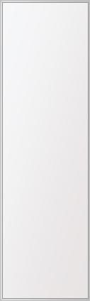飛散防止加工 鏡 ミラー 高透過 超透明鏡 安心 安全 ステンフレーム シリーズ:b-scm-h-s-4f-444mmx1494mm-HS(四角形)(スーパークリアーミラー 4方フレームタイプ)アイビーオリジナル洗面 浴室 風呂 トイレ 水廻り 壁掛け 姿見 鏡 専用取付金具付き