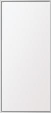 鏡 ミラー 高透過 超透明鏡 トイレ鏡 洗面鏡 化粧鏡 浴室鏡 ステンフレーム シリーズ:b-scm-h-s-4f-360mmx900mm(四角形)(スーパークリアーミラー 4方フレームタイプ)( 壁掛け 姿見 ステンレス フレームミラー )