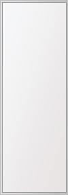 飛散防止加工 鏡 ミラー 高透過 超透明鏡 安心 安全 ステンフレーム シリーズ:b-scm-h-s-4f-350mmx1000mm-HS(四角形)(スーパークリアーミラー 4方フレームタイプ)アイビーオリジナル洗面 浴室 風呂 トイレ 水廻り 壁掛け 姿見 鏡 専用取付金具付き